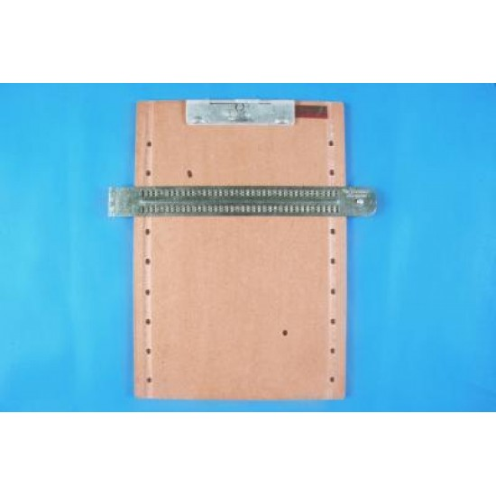 2 Line 37Cells Braille Writing Slate