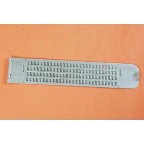 4 Line 37 Cells Pocket Braille Writing Frame