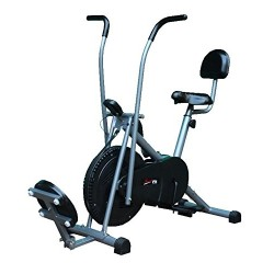 Active for all Air Bike With Back And Twister For Weight Loss At Home
