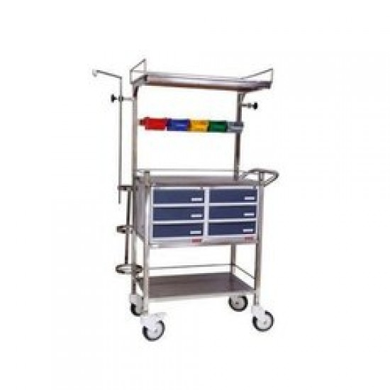 Active For All Emergency & Multipurpose Trolley