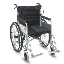 Active For All Foldable Seat Commode Wheelchair