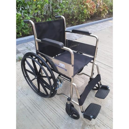 Active For All Heavy Duty Mag Wheel Wheelchair