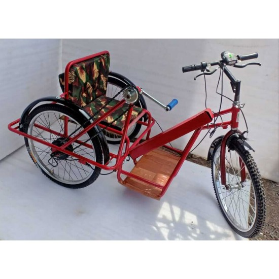 Battery Operated Handicapped Tricycle