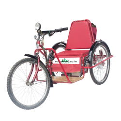 Active For All Battery Operated Tricycle For Handicapped