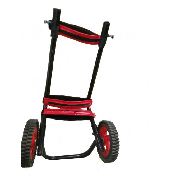 Active For All Black Dog Wheel Chair