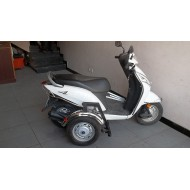 Compact Side Wheel Attachment Kit For Activa I