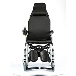 Recliner Power Wheelchair with Electromagnetic Brake