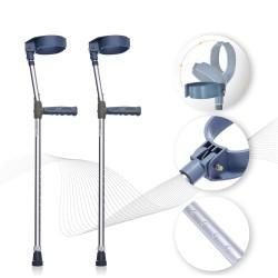 Elbow Crutch with Cuff