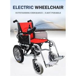 Hero Mediva Power Wheelchair with Lithium Battery