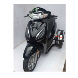 Honda Activa 6G Compact Side Wheel Attachment Kit