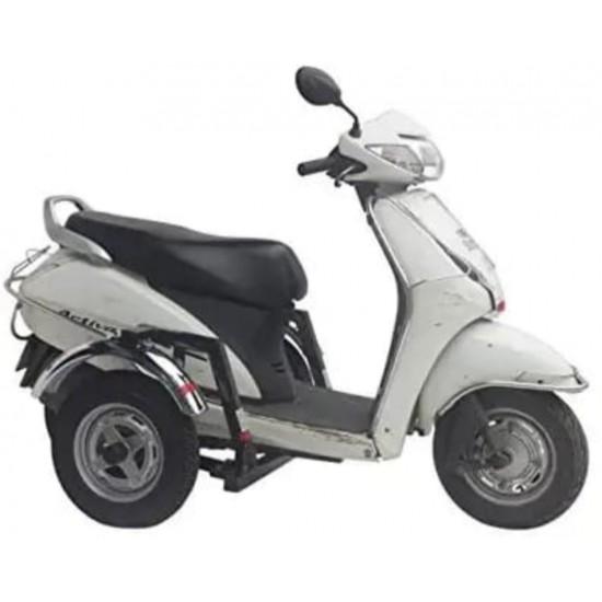 Honda Activa Compact Side Wheel Attachment Kit