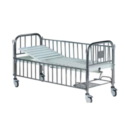 AFA3401 Child Bed, Semi-Fowler with side rails