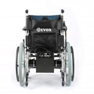 Power Wheelchair with Light Weight Aluminium Frame