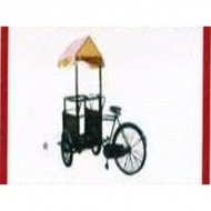 Active Ice Cream Vending Machine Rickshaw