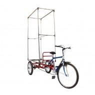 ADVERTISING CYCLE THREE-WHEELER