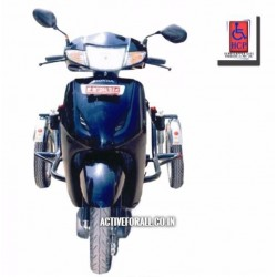 Buy Activa Side Wheel Attachment