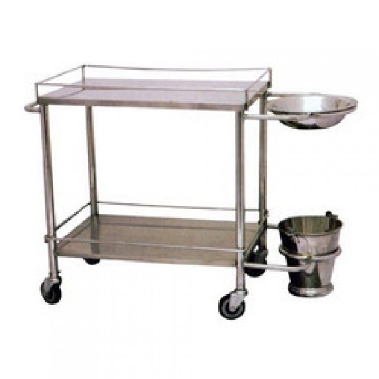 Active For All Hospital Dressing Trolley