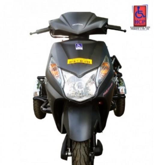 Deo 110cc Activa (Side Wheel Attachment)