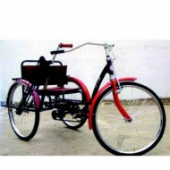 Hand Driven Paddle Drive Tricycle