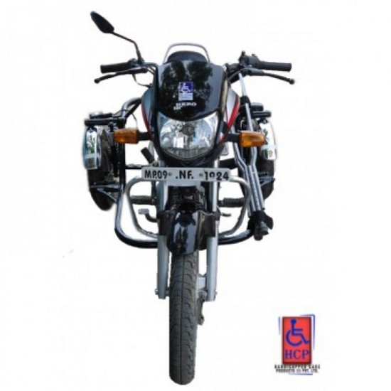 Hero Honda CD Delux Side Wheel Attachment
