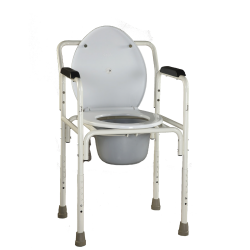 iCare Commode Chair Adjustable Height