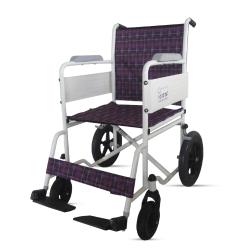 iCare Folding Attendant Wheelchair