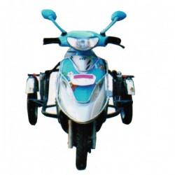 Scooti Pep Side Wheel Attachment