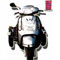 Suzuki Access (Side Wheel Attachment)