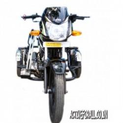 TVS Sport (Side Wheel Attachment)